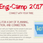 Connect at Eng-Camp 2017!